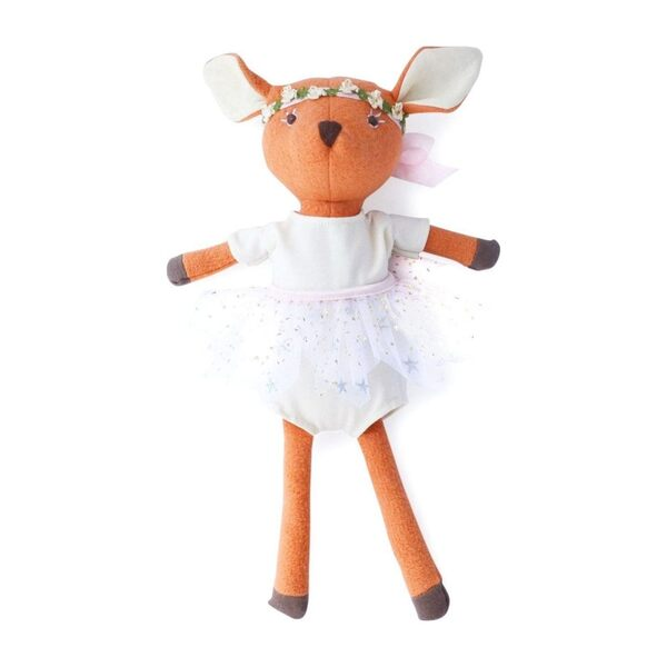 Phoebe Fawn in Sparkly TuTu