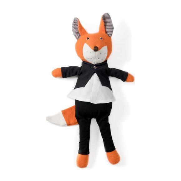 Owen Fox in a Tuxedo
