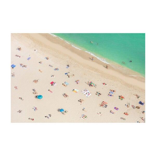 Miami Beach Sunbathers
