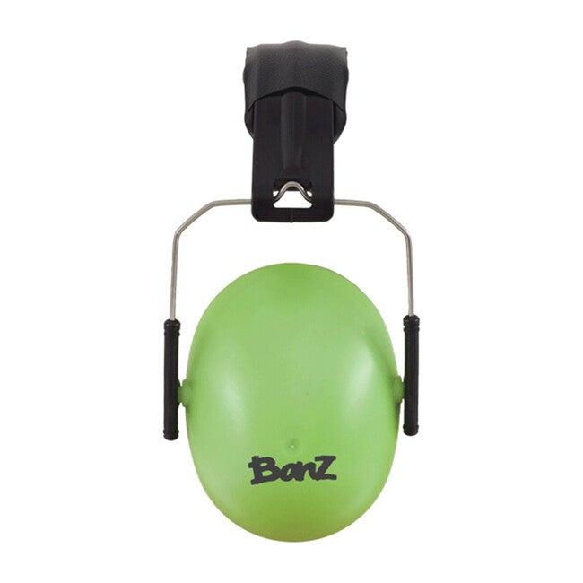 Banz Earmuffs Big Kids, Peridot