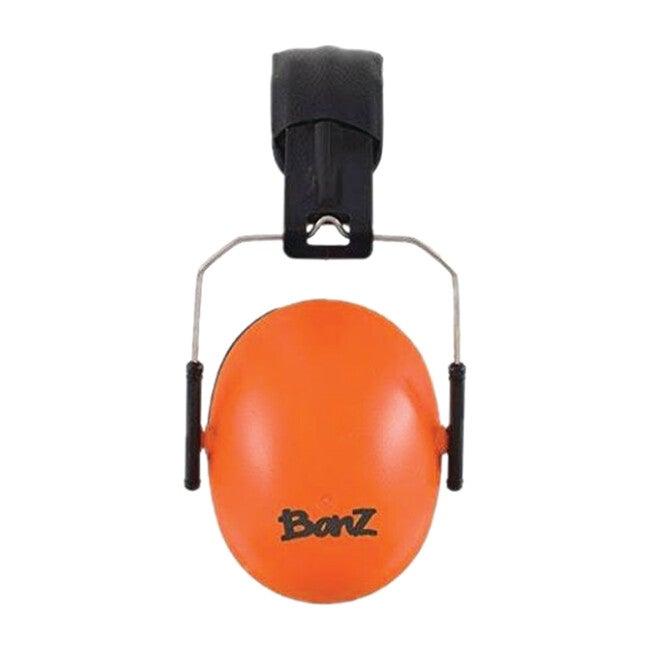 Banz Earmuffs Big Kids, Tangerine