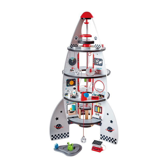 Four-Stage Rocket Ship - Play Kits - 1