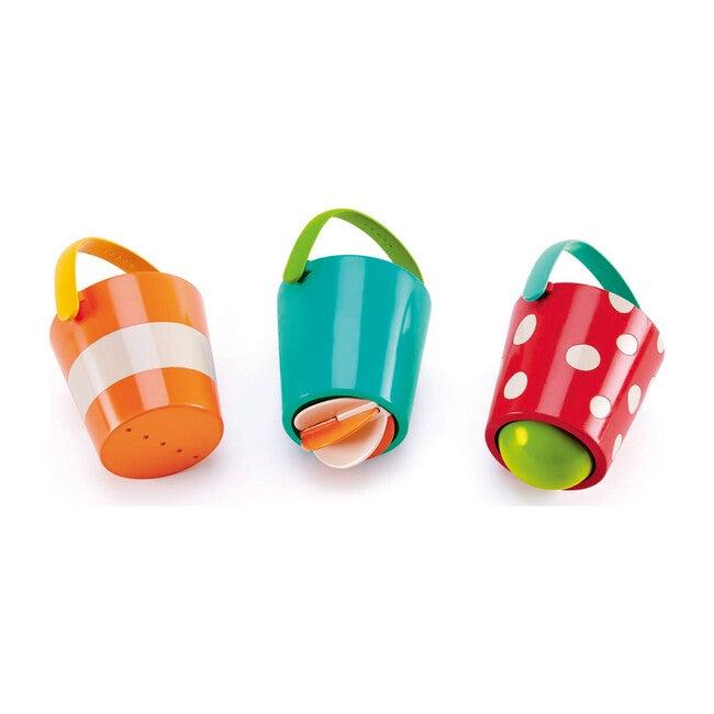 Happy Buckets Set - Bath Toys - 1