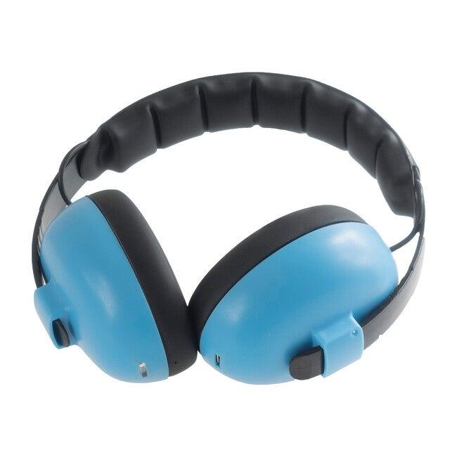Banz Bluetooth Dual Purpose Headphones, Sky Blue