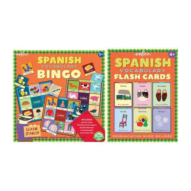 Spanish Vocabulary Bundle