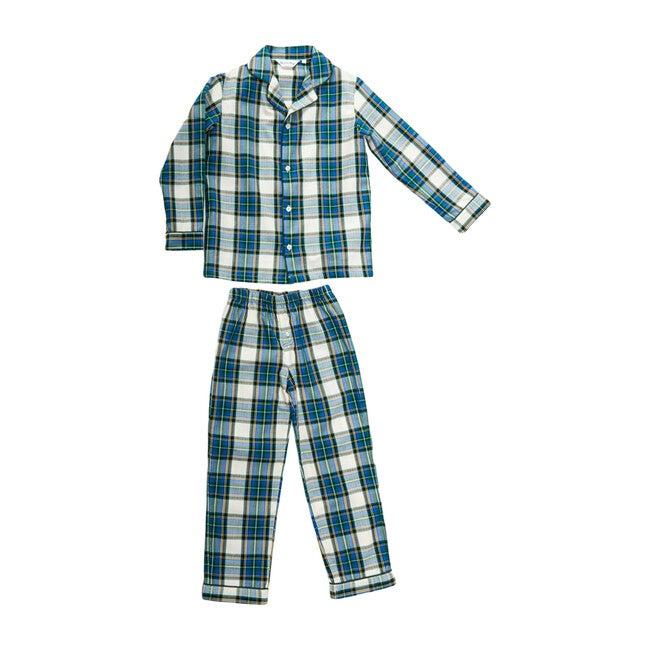 Andrew Pyjamas, Plaid