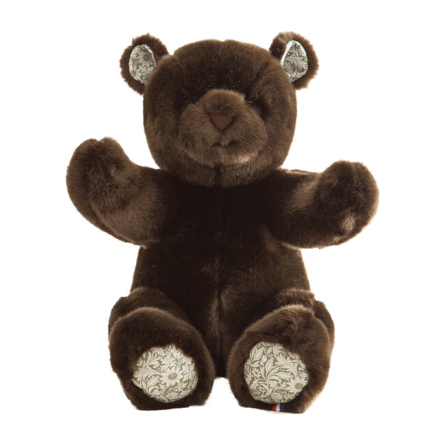 Robert the Bear, Chocolate/Khaki