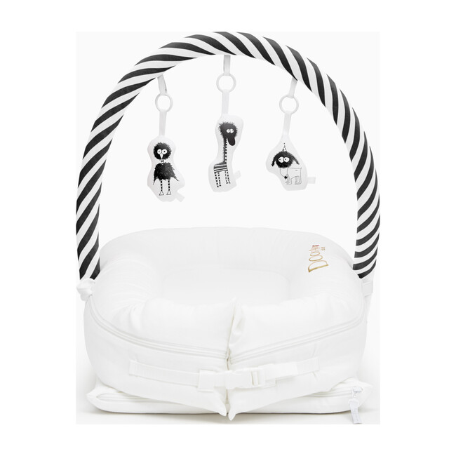 Toy Bar, Black/ White Stripe