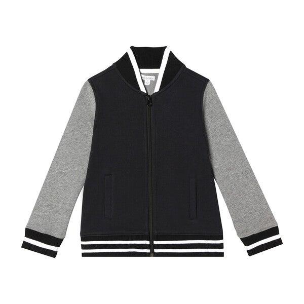 Sebastain Jacket, Black