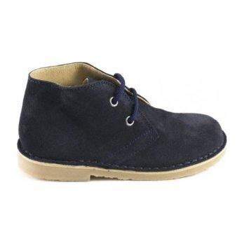 Clarks Samuel Boots blue