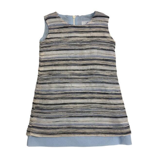 Laura Dress, Blue