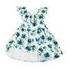 Off-Shoulder Floral Liv Dress - Dresses - 1 - thumbnail