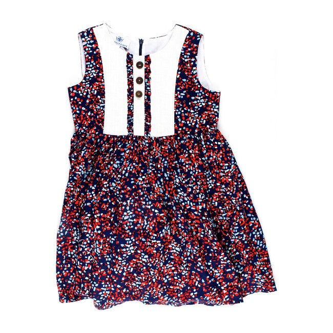 Floral Printed Caroline Dress
