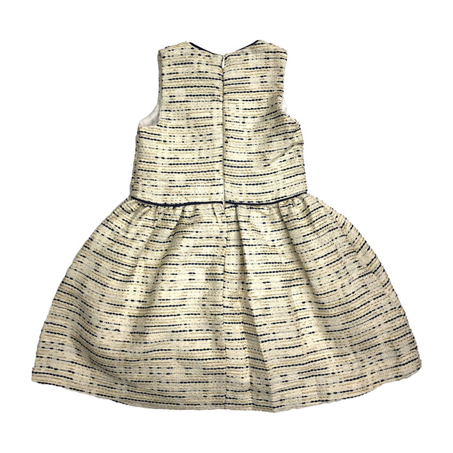 Blair Dress, Cream