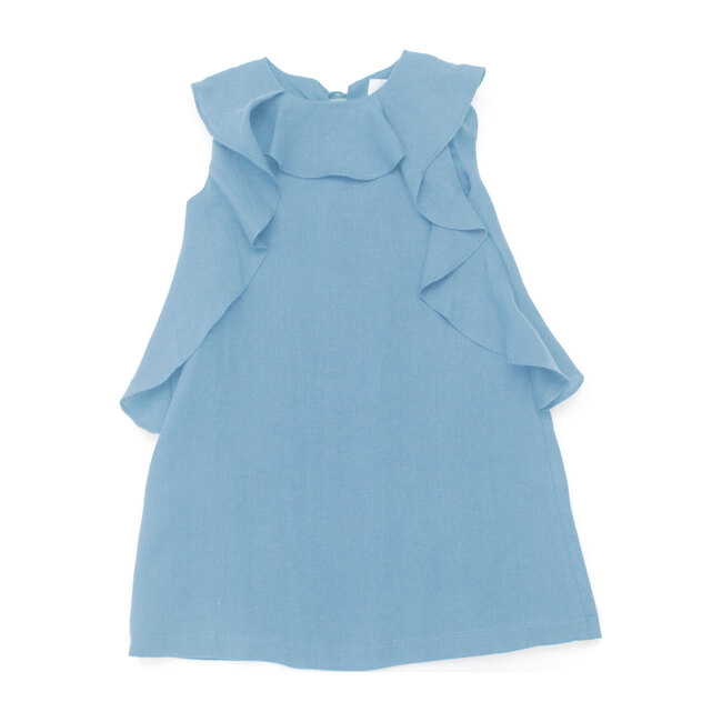 Victoria Dress, Blue