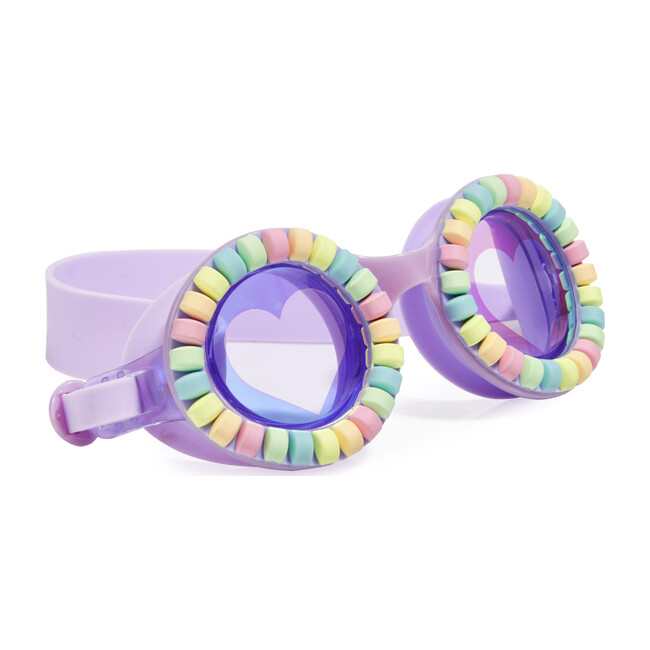 Pool Jewel Goggles, Lovely Lilac