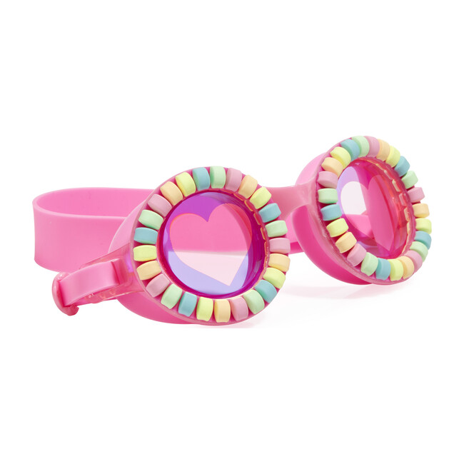 Pool Jewel Goggles, Pink
