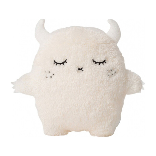 Ricepuffy Plush Toy, White