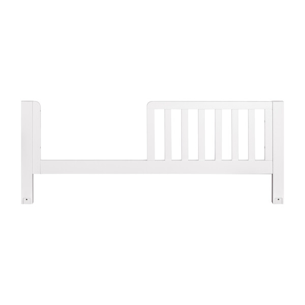 Maki Toddler Bed Conversion Kit, White