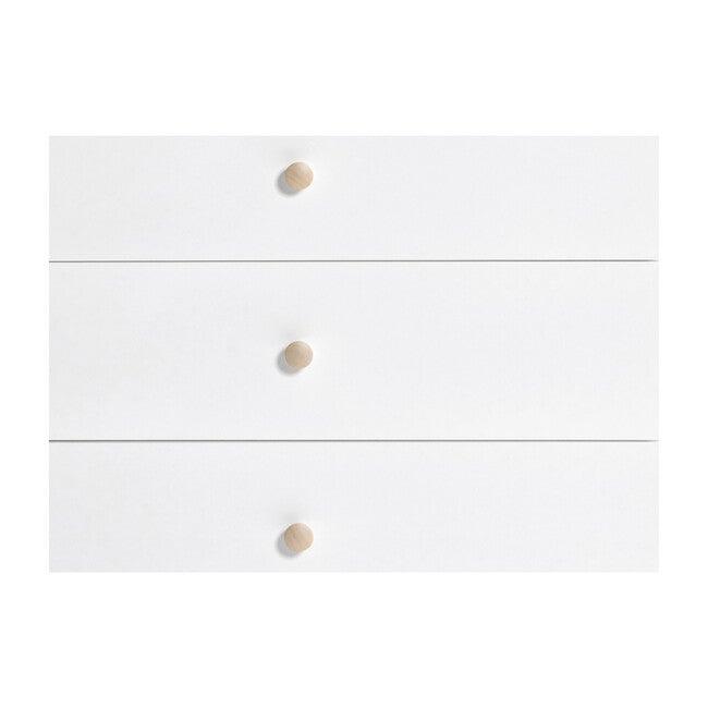 Gelato Dresser Knob Set, Washed Natural