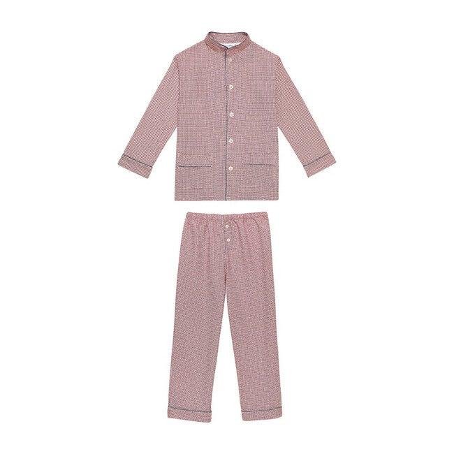 Georges Pajamas, Red