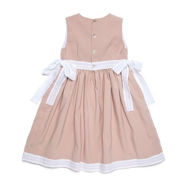 Pretty Pale Pink A-line Dress
