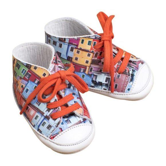 Alex Burano Sneaker, Burano Print