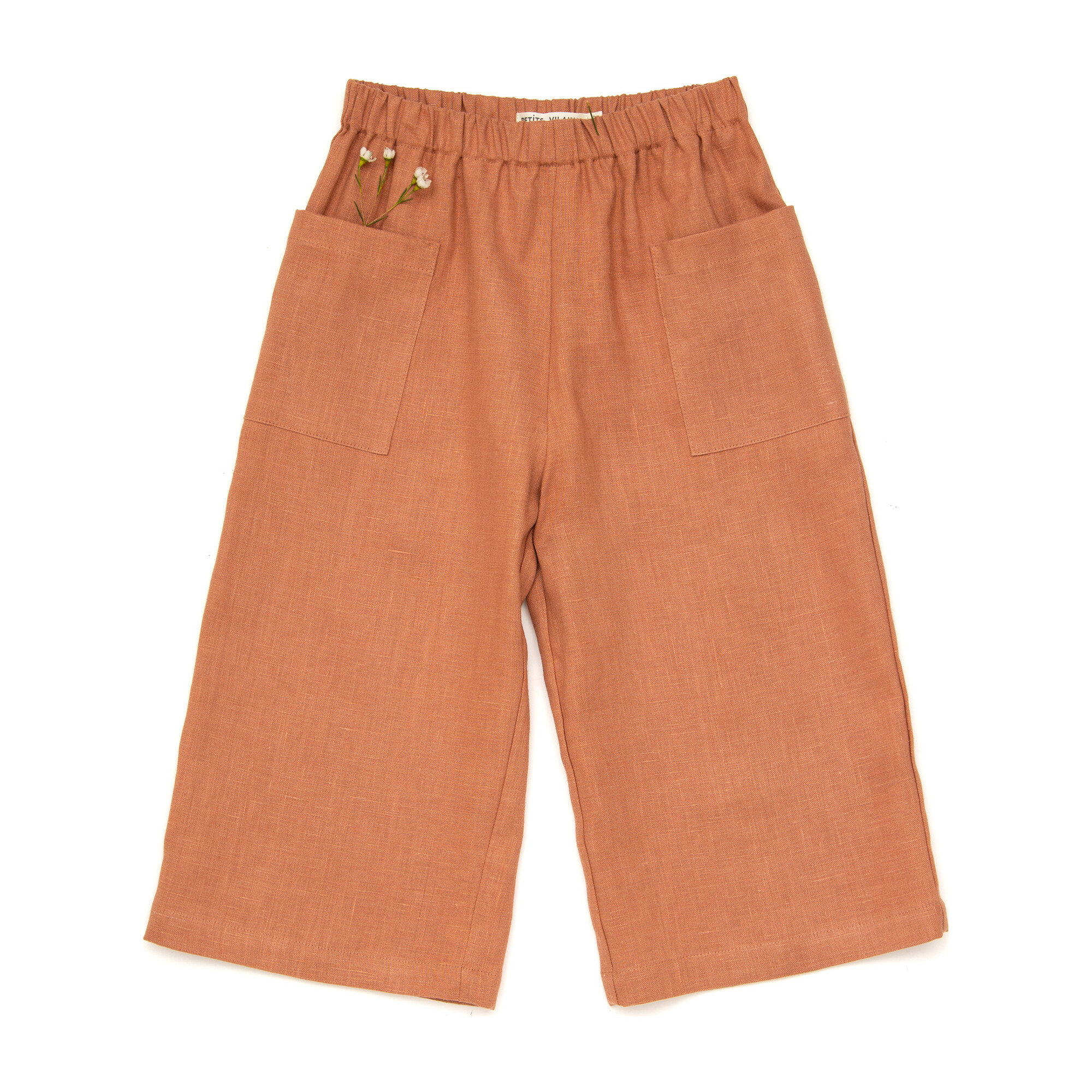 Cecile Culottes, Baked Clay