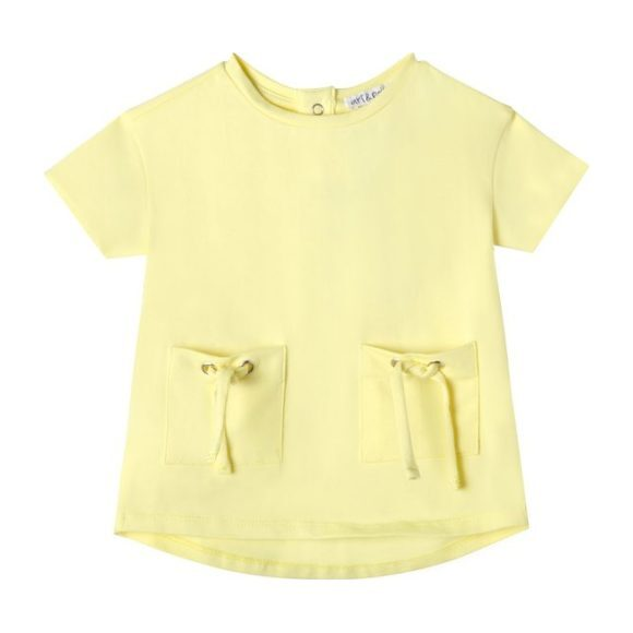 Mini Arianna Tee, Lemon Drop
