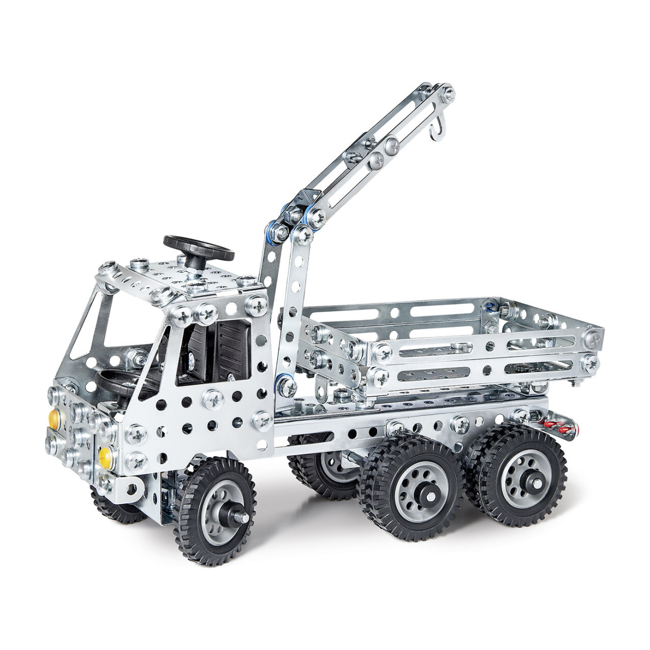 Truck + Crane Construction Set
