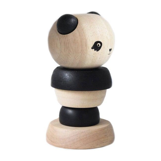 Wood Stacker, Panda
