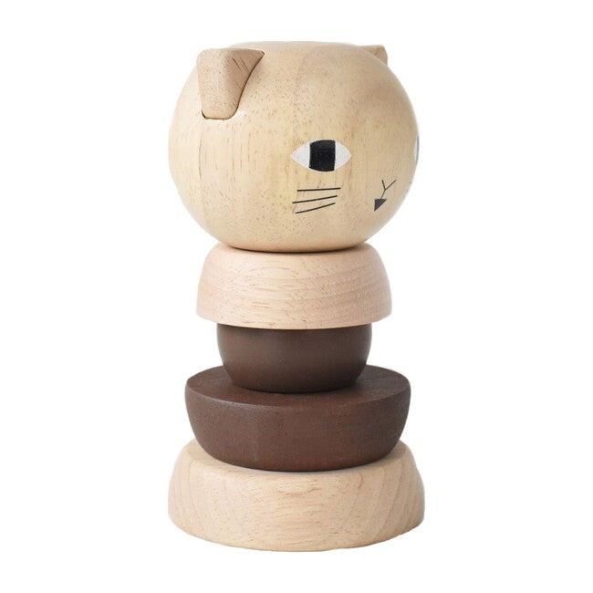 Wood Stacker, Cat