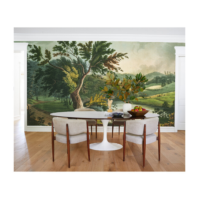 Jessup Landing Removable Mural