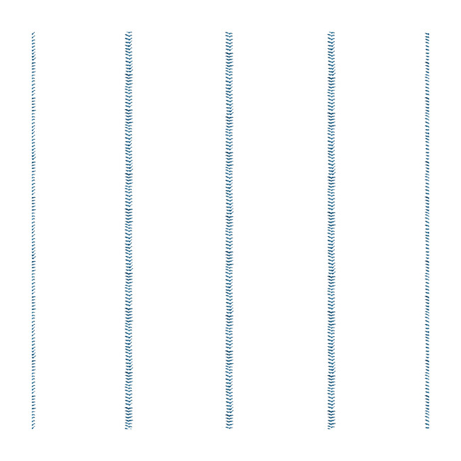 Baseball Stitch Removable Wallpaper, Blue