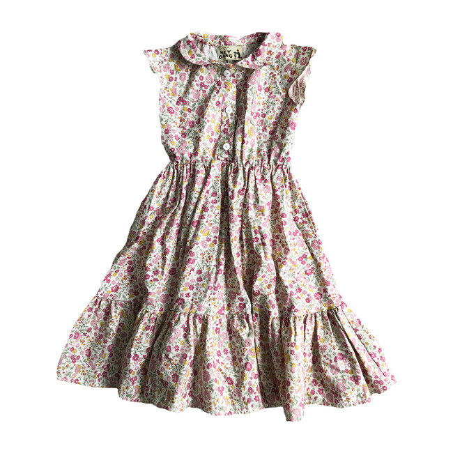 The Frilly Dress, Floral