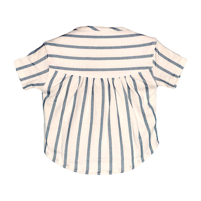 Arturo Shirt, Blue Stripes