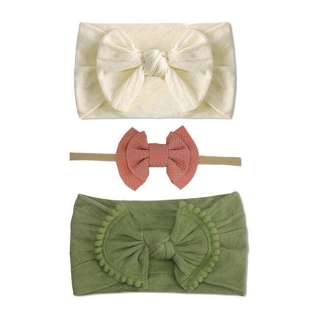 Spring Headband Set, Multi