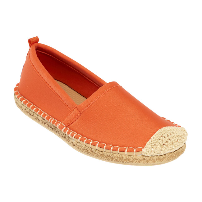 Beachcomber Espadrille, Orange - Espadrilles - 1 - zoom