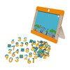 Safari Desktop Easel with 123 Magnets - Puzzles - 1 - thumbnail