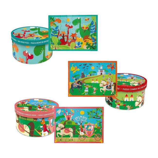 40-Piece and 60-Piece Puzzle Bundle
