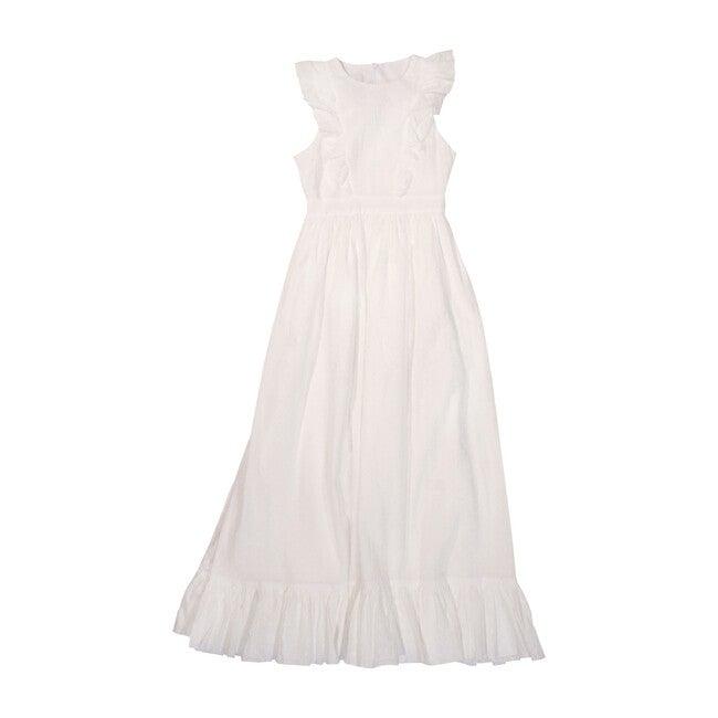 Loretta Dress, Cream