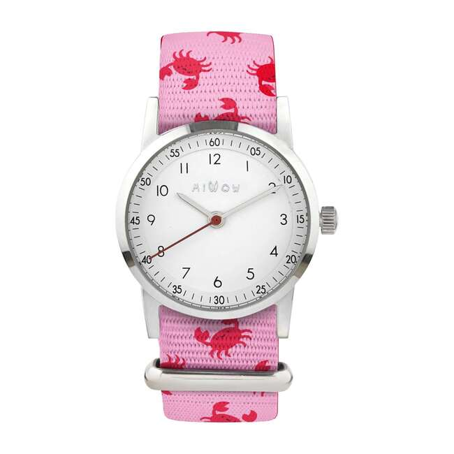 Millow Classic Watch, Crab me Strap