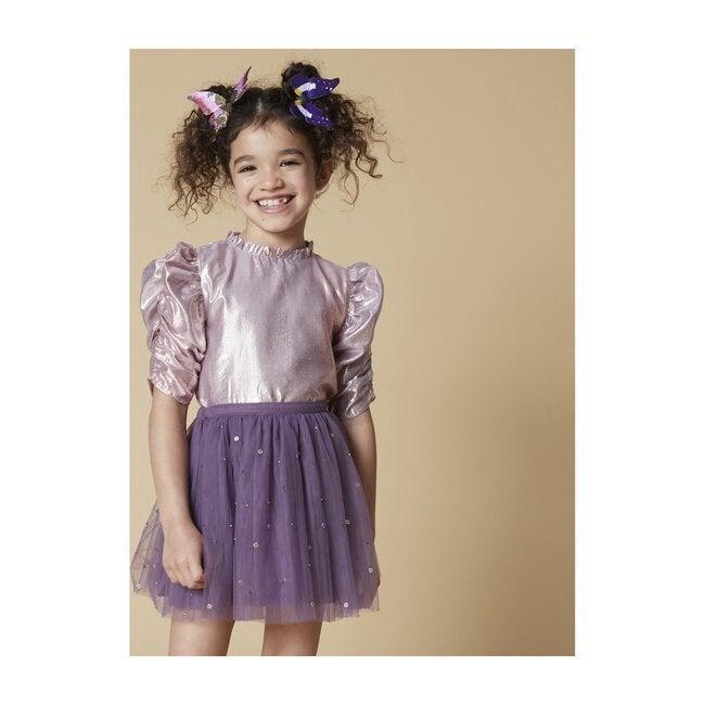 Jemima Skirt, Purple