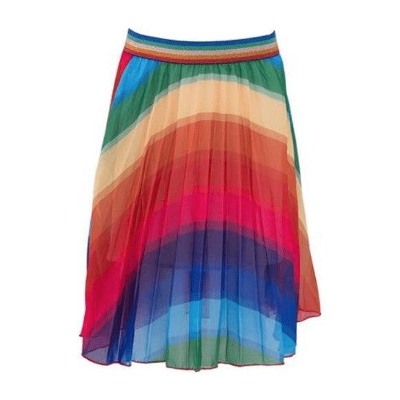 Rainbow Skirt, Multi