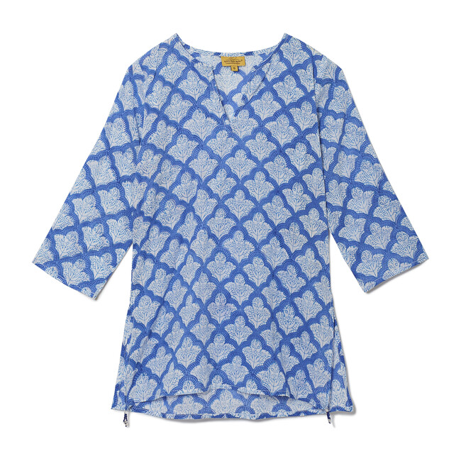 Kids Kurta Jemina, Blue