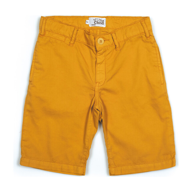 Retiro Bermuda Shorts, Yellow