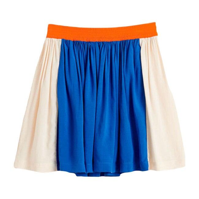 Parakeet Skirt, Multi