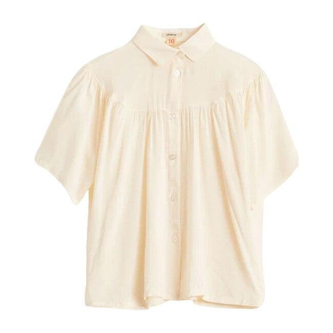 Puppin Shirt, Ecru