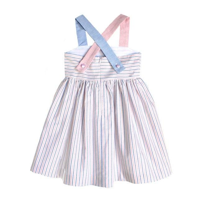 Quilt Block Dress, Multi