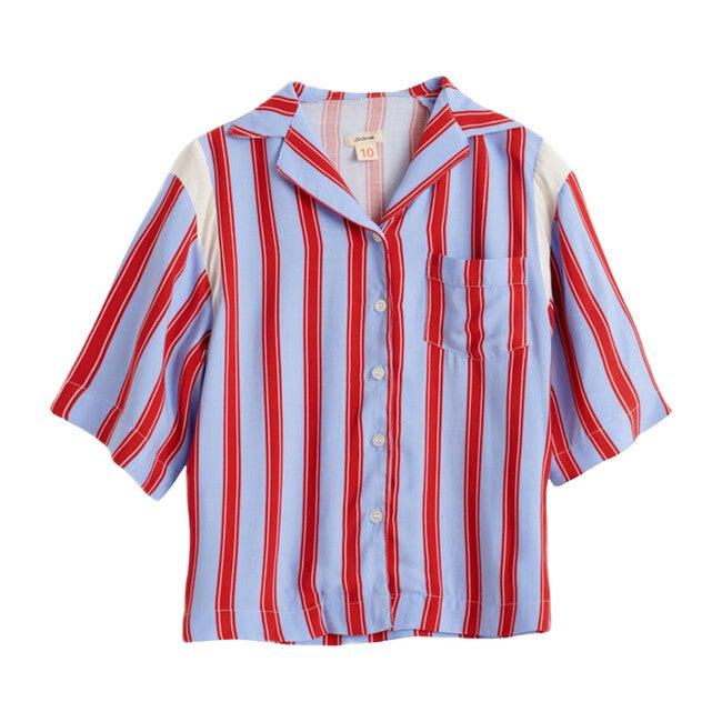 Popcorn Shirt, Multi